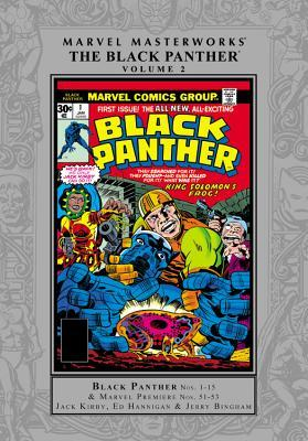 Marvel Masterworks: The Black Panther, Vol. 2 by Jim Shooter, Ed Hannigan, Jerry Bingham, John Byrne, Jack Kirby, Chris Claremont