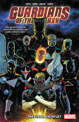 Guardians of the Galaxy by Donny Cates Vol. 1: The Final Gauntlet by Donny Cates