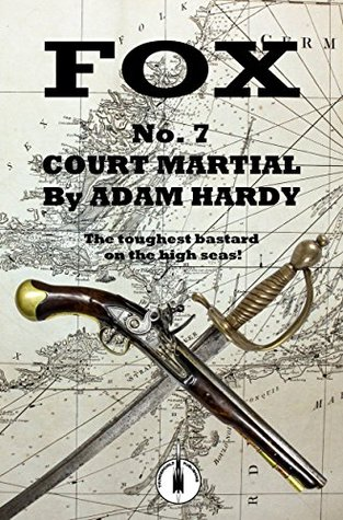 Court Martial by Adam Hardy