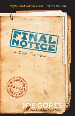 Final Notice: A Dka File Novel by Joe Gores