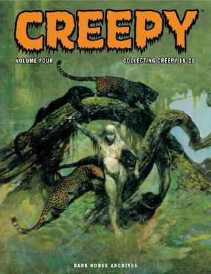 Creepy Archives, Vol. 4 by Shawna Gore