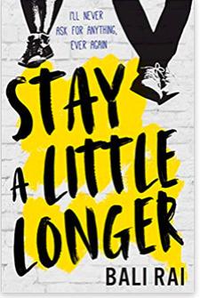 Stay A Little Longer by Bali Rai