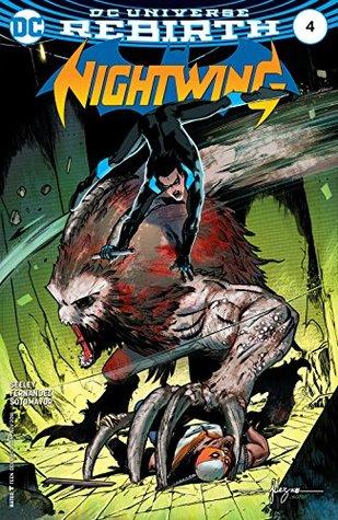 Nightwing (2016-) #4 by Javier Fernandez, Tim Seeley, Javier Fernández