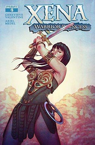 Xena: Warrior Princess (2016) #5: Digital Exclusive Edition by Julius Gopez, Genevieve Valentine