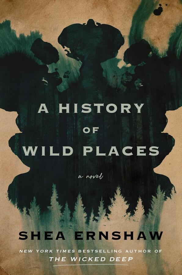 A History of Wild Places by Shea Ernshaw