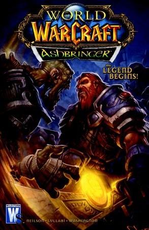 World of Warcraft: Ashbringer by Tony Washington, Micky Neilson, Ludo Lullabi