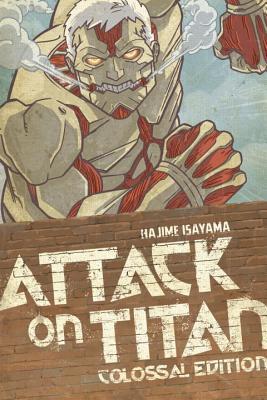 Attack on Titan: Colossal Edition 3 by Hajime Isayama