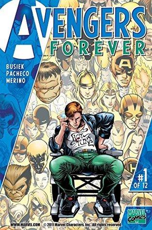 Avengers Forever #1 by Carlos Pacheco, Kurt Busiek, Jesús Merino