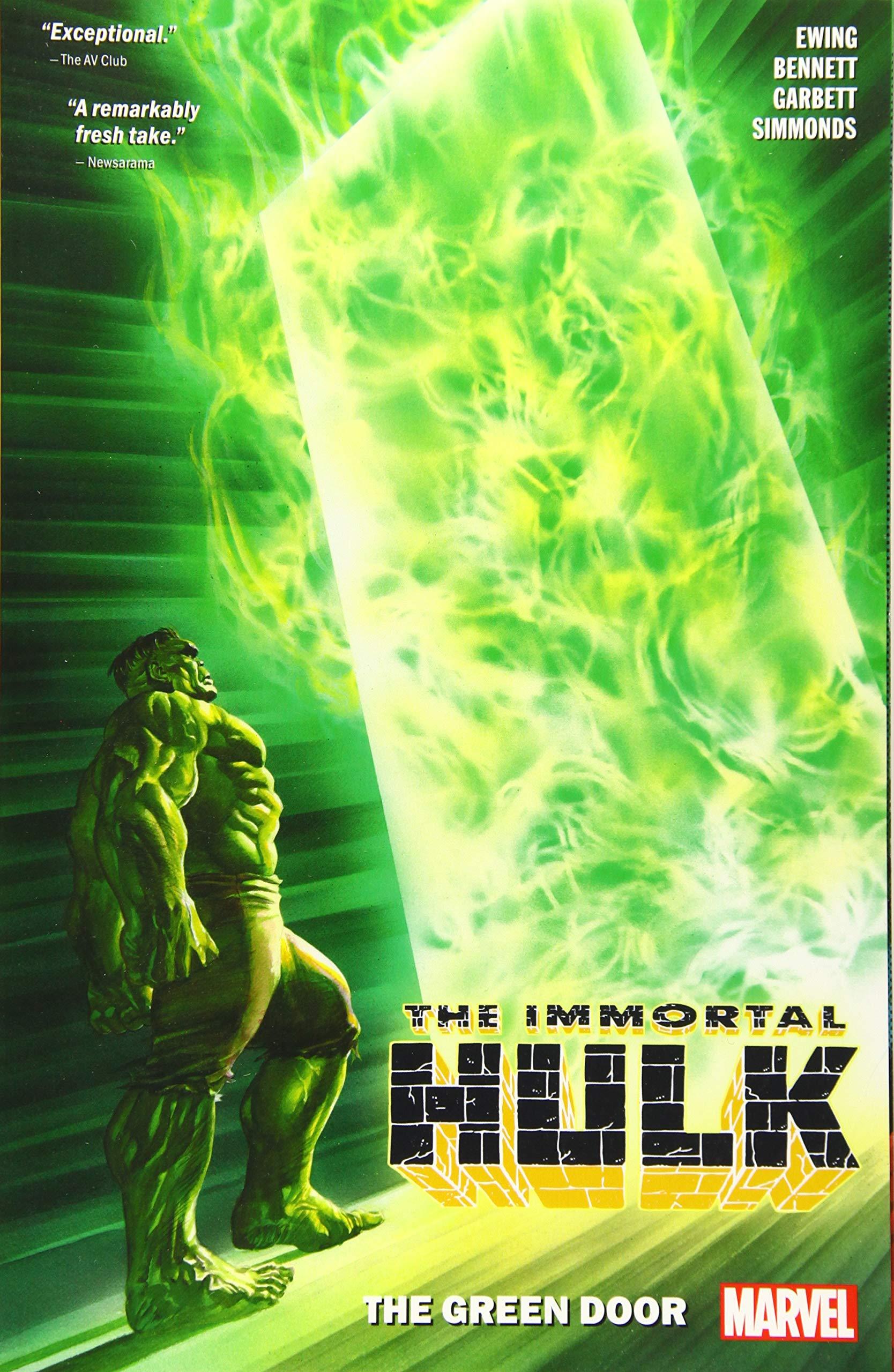 Immortal Hulk, Vol. 2: The Green Door by Al Ewing, Lee Garbett