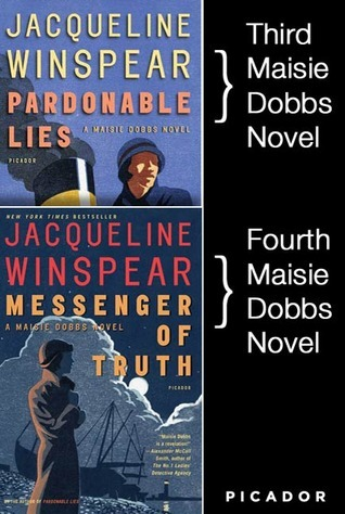 Pardonable Lies / Messenger of Truth by Jacqueline Winspear