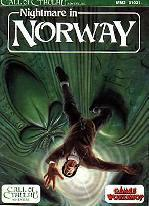 Nightmare in Norway by Marcus L. Rowland