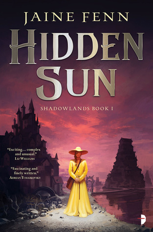 Hidden Sun by Jaine Fenn