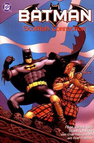 Batman: Scottish Connection by Frank Quitely, Alan Grant, Bill Oakley