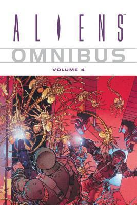 Aliens Omnibus, Vol. 4 by Chris Warner