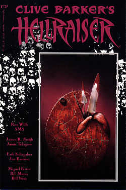 Clive Barker's Hellraiser: Book 6 by Miguel Ferrer, Joe Barruso, Bill Mummy, Ron Wolfe, SMS, Jamie Tolagson, James R. Smith, Bill Wray, Clive Barker, Erik Saltzgaber