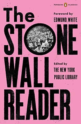 The Stonewall Reader by Edmund White, New York Public Library