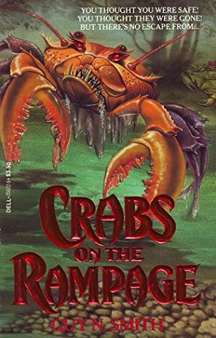 Crabs on the Rampage by Guy N. Smith