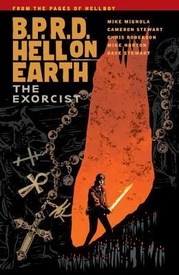 B.P.R.D. Hell on Earth, Vol. 14: The Exorcist by Mike Mignola, Chris Roberson, Mike Norton, Cameron Stewart