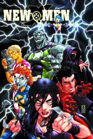New X-Men: Childhood's End, Volume 1 by Craig Kyle, Paul Pelletier, Mark Brooks, Christopher Yost