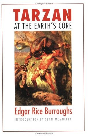 Tarzan at the Earth's Core by Edgar Rice Burroughs, Sean McMullen