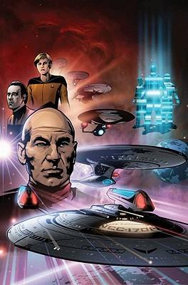 Star Trek: The Next Generation - The Space Between by David Tischman