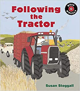 Following the Tractor by Susan Steggall