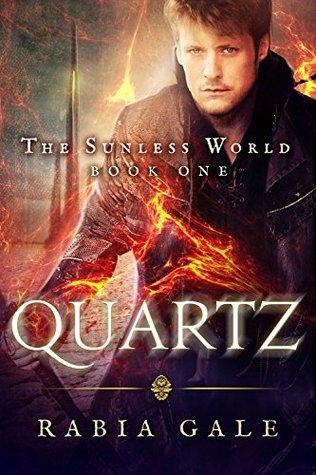 Quartz by Rabia Gale