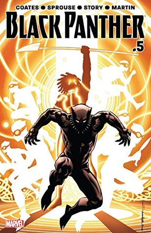 Black Panther #5 by Chris Sprouse, Brian Stelfreeze, Ta-Nehisi Coates