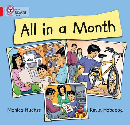 All in a Month by Monica Hughes
