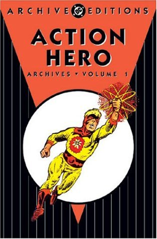 Action Hero Archives, Vol. 1 by Steve Ditko, David Kaler, Rocco Mastroserio, Blake Bell, Joe Gill, Frank McLaughlin