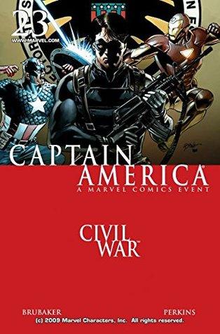 Captain America (2004-2011) #23 by Steve Epting, Mike Perkins, Ed Brubaker, Frank D'Armata
