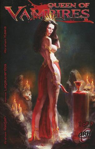 Queen of Vampires #1 by Abraham Kawa, Manos Lagouvardos, Arahom Radjah