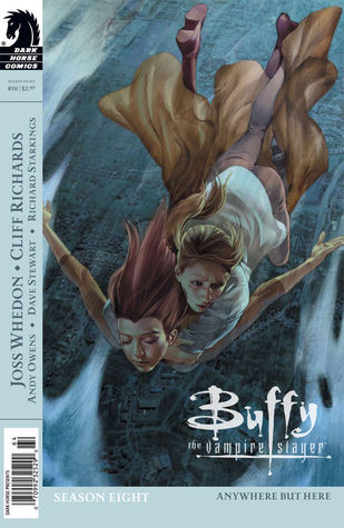 Buffy the Vampire Slayer: Anywhere But Here by Richard Starkings, Joss Whedon, Cliff Richards, Dave Stewart, Andy Owens