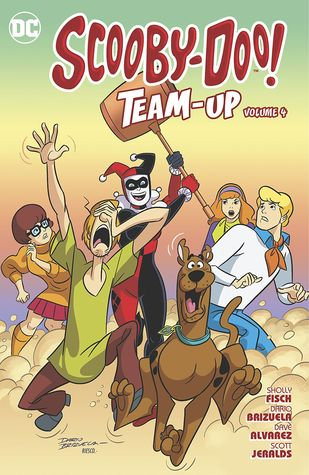 Scooby-Doo Team-Up Vol. 4 by Sholly Fisch