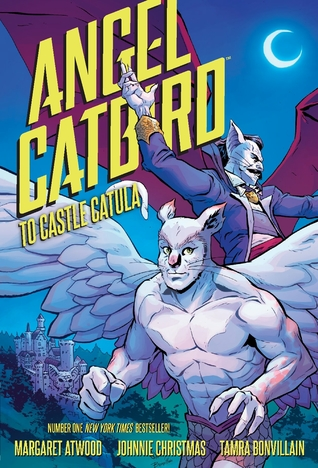 Angel Catbird, Volume 2: To Castle Catula by Johnnie Christmas, Margaret Atwood, Tamra Bonvillain