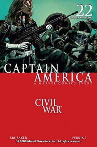 Captain America (2004-2011) #22 by Steve Epting, Mike Perkins, Ed Brubaker, Frank D'Armata