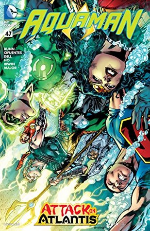 Aquaman (2011-) #47 by Vincente Cifuentes, Cullen Bunn