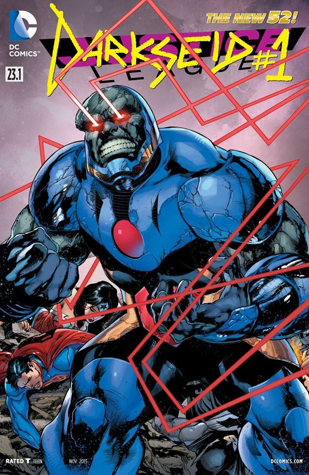 Justice League (2011-2016) #23.1: Featuring Darkseid by Netho Diaz, Greg Pak, Paulo Siqueira, Hi-Fi, Ivan Reis