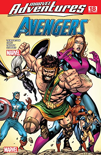 Marvel Adventures The Avengers (2006-2009) #18 by Ty Templeton, Chris Giarrusso
