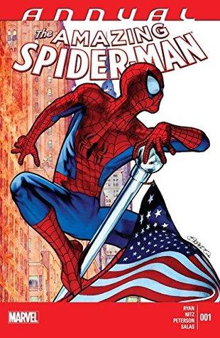 Amazing Spider-Man (2014-2015) Annual #1 by Ron Salas, Jai Nitz, Brandon Peterson, Sean Ryan