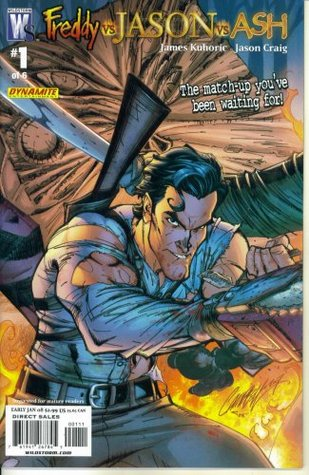 Freddy Vs. Jason Vs. Ash #1 (Wildstorm - DC Comics) by Jason Craig, Jeff Katz, James Kuhoric
