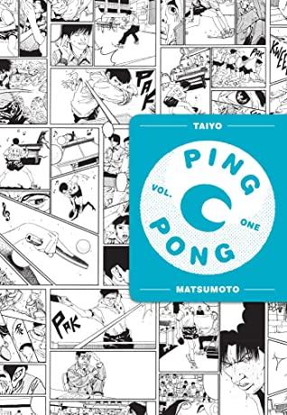 Ping Pong Omnibus, Vol. 1 by Taiyo Matsumoto