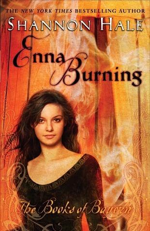 Enna Burning by Shannon Hale