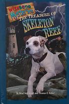 The Treasure of Skeleton Reef by Brad Strickland, Thomas E. Fuller