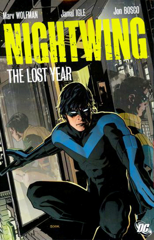 Nightwing: The Lost Year by Marv Wolfman, Jamal Igle, Jack Jadson, Joe Bennett, Alex Silva, Marc Andreyko, Keith Champagne, Jon Bosco