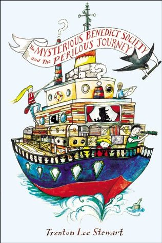 The Mysterious Benedict Society and the Perilous Journey by Trenton Lee Stewart, Diana Sudyka