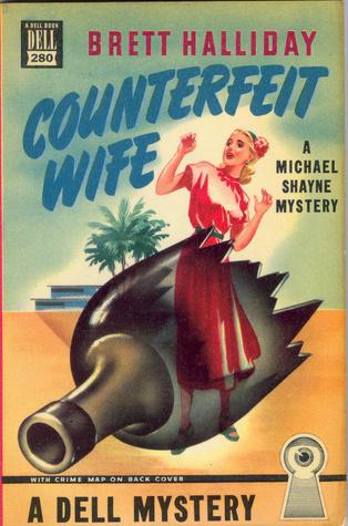 Counterfeit Wife by Brett Halliday