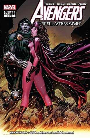 Avengers: The Children's Crusade #7 by Allan Heinberg, Justin Ponsor, Mark Morales, Jim Cheung