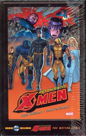 Astonishing X-Men: Gifted Gn-Hc with Motion Comic DVD by John Cassaday, Joss Whedon
