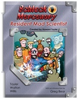 Resident Mad Scientist by Howard Tayler